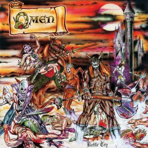 Omen - Battle Cry (Reissue) (1984) (2017)