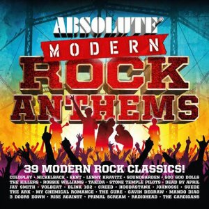 VA - Absolute Modern Rock Anthems [2CD] (2011)