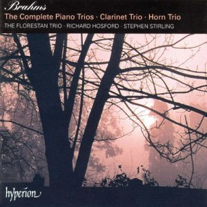 Florestan Trio / Richard Hosford / Stephen Stirling - Brahms: The Complete Piano Trios (1998)