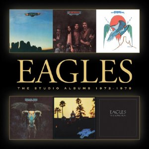 Eagles - The Studio Albums 1972-1979 [HD Tracks] (2013)