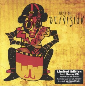 De/Vision - Best Of... (2006) [2?CD, Limited Edition]