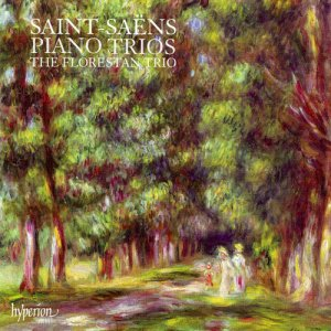 The Florestan Trio - Saint-Saens: Piano Trios (2006)