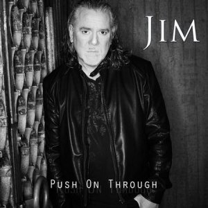 Jim Jidhed (Alien) - Push On Through (2017)