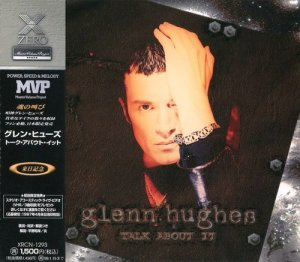 Glenn Hughes - Talk About It (1997) [EP]