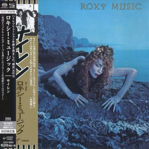 Roxy Music - Siren (1975) [Japanese Limited SHM-SACD 2015] PS3 ISO