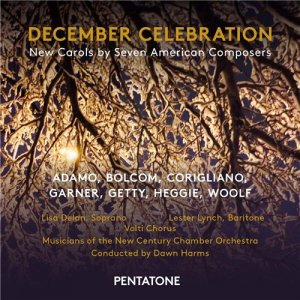 VA - December Celebration: New Carols by 7 American Composers (2015)