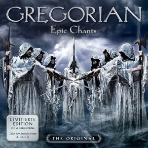 Gregorian - Epic Chants [Saturn Exclusive Edition] (2012)