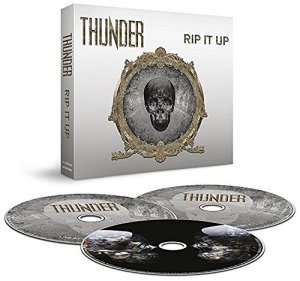 Thunder - Rip It Up (Deluxe 3CD Edition) (2017)