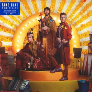 Take That - Wonderland (Deluxe Edition) (2017)