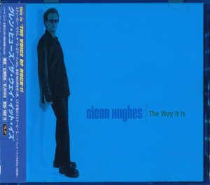 Glenn Hughes - The Way It Is (1999) [Japan Edit.]