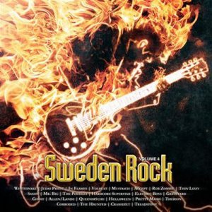 VA - Sweden Rock Volume 2-4 (2009-2011)