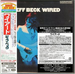 Jeff Beck - Wired (1976) [2016 SACD]