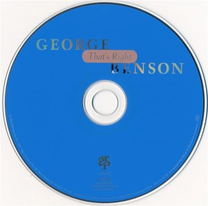 George Benson - That's Right (1996)