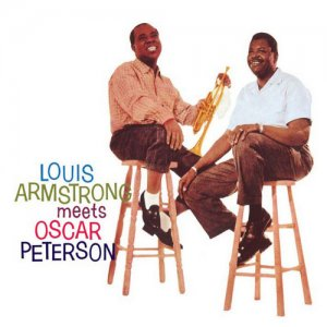Louis Armstrong & Oscar Peterson - Louis Armstrong Meets Oscar Peterson (1959) [Reissue 2005]