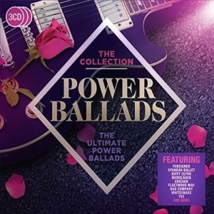 VA - Power Ballads: The Collection (2017)