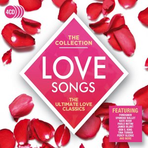 VA - Love Songs: The Collection (2017)