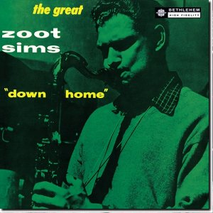 Zoot Sims - Down Home (1960) [2014] [HDTracks]