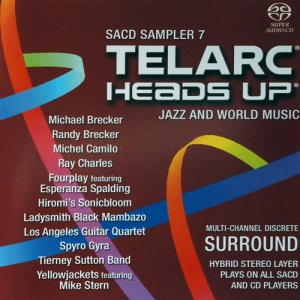 VA - Telarc & Heads Up - Jazz And World Music SACD Sampler 7 (2009) [SACD]