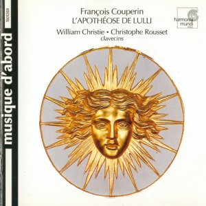 William Christie & Christophe Rousset, Francois Couperin - L'Apotheose De Lulli (1998)
