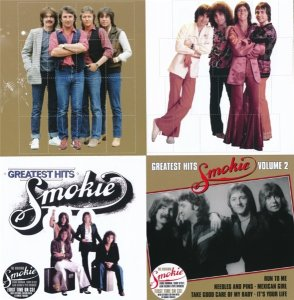 Smokie - Greatest Hits vol.1 & vol.2 (New Extended Version)(2017)