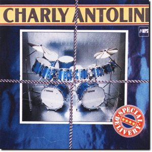 Charly Antolini - Special Delivery (1980/2015) [HDtracks]
