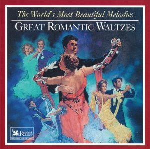 The Romantic Strings Orchestra - Great Romantic Waltzes (1996)