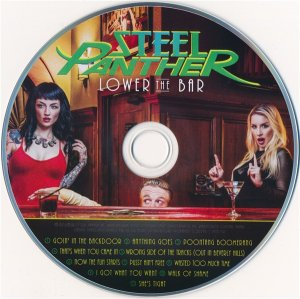 Steel Panther - Lower The Bar (2017)