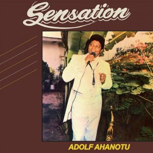 Dr. Adolf Ahanotu - Sensation (1986) [Reissue 2017]