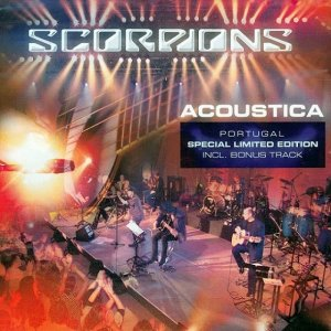 Scorpions ?- Acoustica [Portugal Limited Edition] (2001)