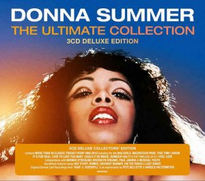 Donna Summer - The Ultimate Collection [3CD Remastered Collectors' Edition] (2016)