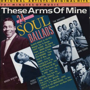 VA - These Arms of Mine - 24 Soul Ballads (1989)