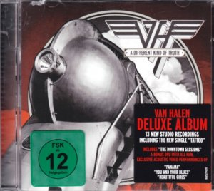 Van Halen - A Different Kind Of Truth (2012) [Deluxe Album]