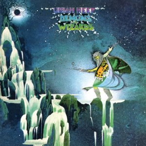 Uriah Heep - Demons And Wizards (Deluxe Edition) [1972] (2017)