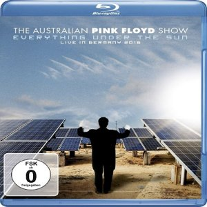 The Australian Pink Floyd Show - Everything Under The Sun (2017) [BDRip 720p]