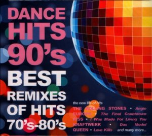 VA - Dance Hits 90's - Best Remixes Of Hits 70's-80's (2 CD) (2009)