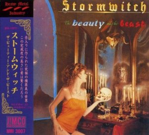Stormwitch - The Beauty And The Beast (Japanese Edition) (1989)