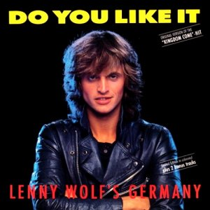 "Lenny Wolf's Germany - Do You Like It (1989) [Single 12"", Vinyl Rip 32/192]"