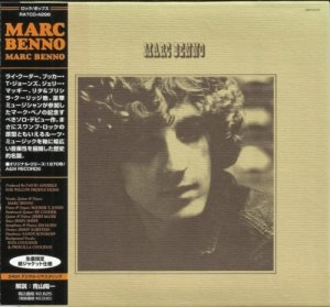 Marc Benno - Marc Benno (1970) [2012, Korean Remaster]