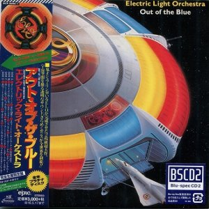 Electric Light Orchestra - Out of the Blue [Japan Blu-spec CD2] (2015)