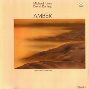 Michael Jones / David Darling - Amber (1987)