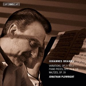 Jonathan Plowright - Brahms: The Complete Solo Piano Music Vol. 3 (2015)