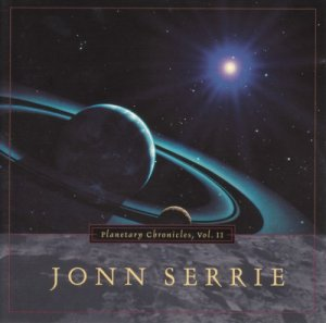 Jonn Serrie - Planetary Chronicles, Volume II (1995)