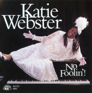 Katie Webster - No Foolin'! (1991)
