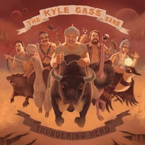 The Kyle Gass Band - Thundering Herd (2016)