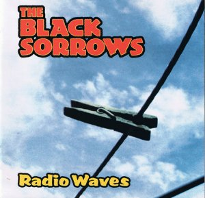 The Black Sorrows - Radio Waves [3CD Remastered Box Set] (1996)