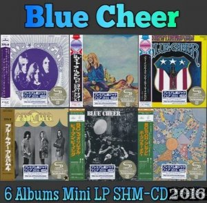 Blue Cheer - 6 Albums 1968-1971 [Japanese Edition 2016]