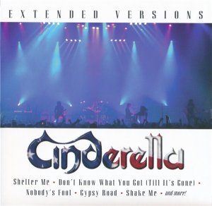 Cinderella - Extended Versions (2006)