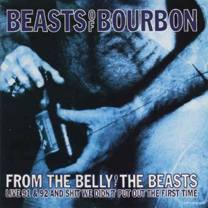 Beasts Of Bourbon - From The Belly Of The Beasts [2CD] (1993)