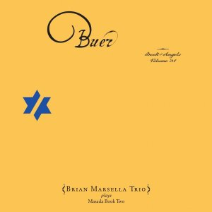 John Zorn & Brian Marsella Trio - Buer: Book of Angels, Volume 31 (2017)