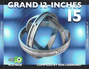 Ben Liebrand - Grand 12-Inches 15 (4 CD) (2017)